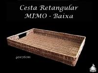 Cesta MIMO Retangular 40X26cm