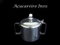 Açúcareiro Inox