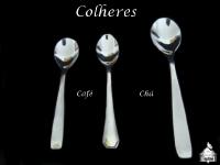 Colher de Café - Colher de Chá