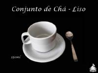 Conjunto de Chá - LISO