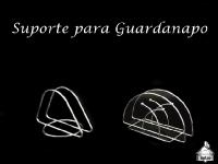 Suporte para Guardanapo Inox