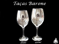 Taça Barone 385ml e 490ml