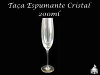 Taça Cristal Espumante 200ml