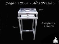 Fogão Alta Pressão - 1 Boca