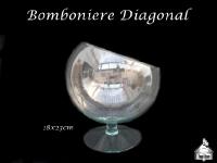 Bomboniere Boca Diagonal 18x23cm