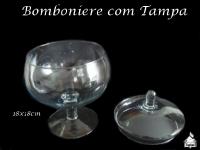 Bomboniere com Tampa 18x18cm