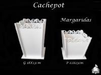 Cachepot MDF - MARGARIDA