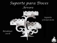 Suporte para Doces - ARVORE (Estrela ou Margarida)