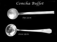 Concha Buffet Inox
