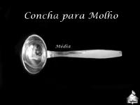 Concha para Molho - Média