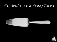 Espatula para Bolo/Torta Inox