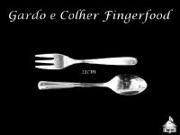 Garfo e Colher Fingerfood 11cm