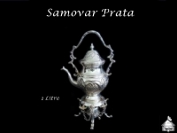 Samovar Prata - 1 Litro