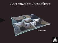 Petisqueira 34x34cm Luvidarrte
