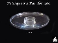 Petisqueira Pandor 30cm diãmetro