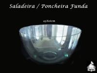 Saladeira/Poncheira Funda 29x16cm