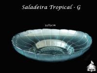 Saladeira Tropical 39x9cm