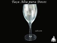 Taça Alta para Doces 35x12cm