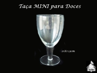 Taça Mini para Doces 21x11,5cm