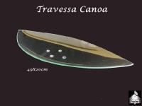Travessa Canoa 49x20cm